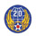 20th Air Force Insignia